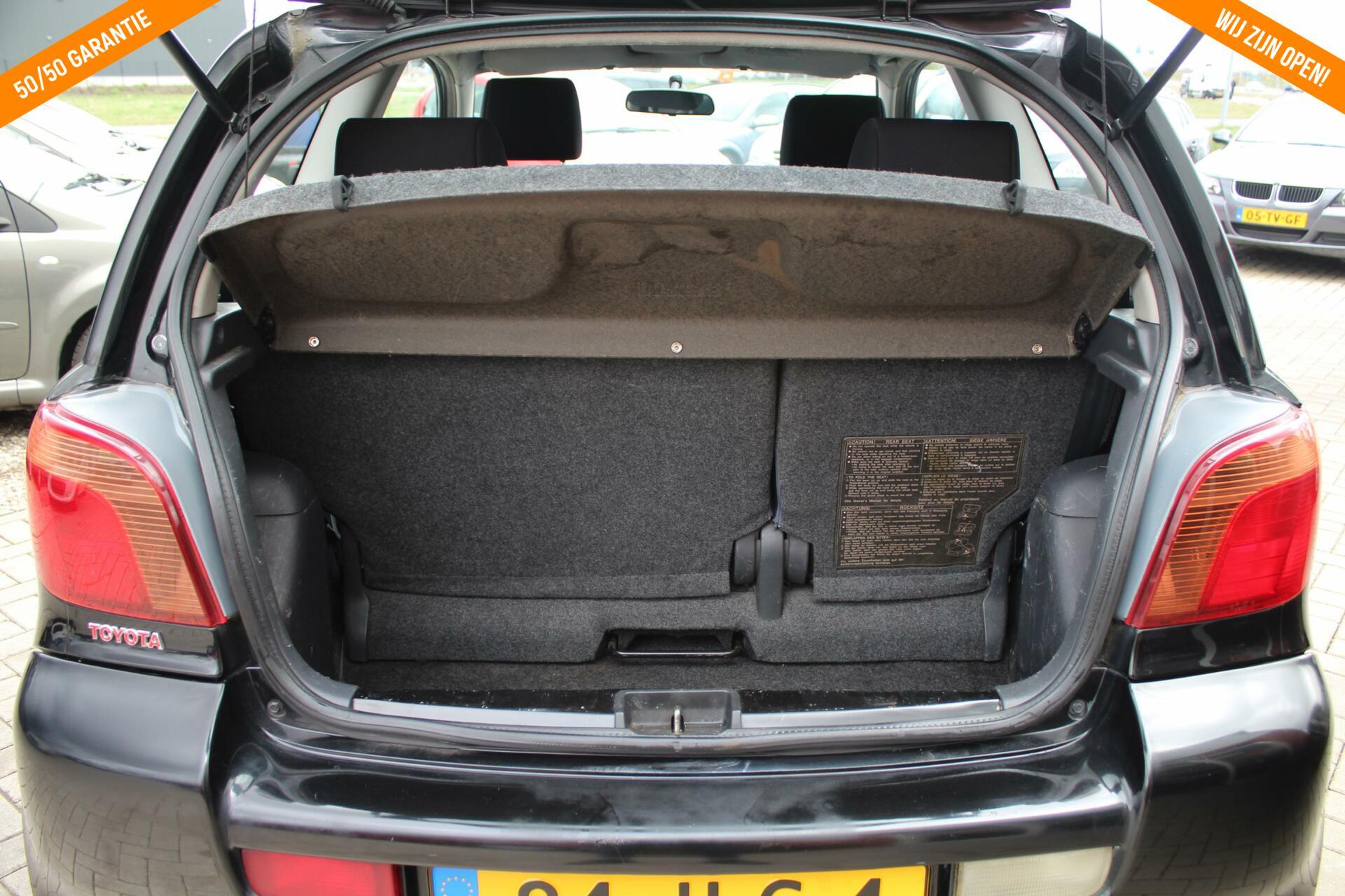 Caroutlet Groningen - Toyota Yaris 1.5-16V VVT-i T-Sport 106PK  | AIRCO | NW APK
