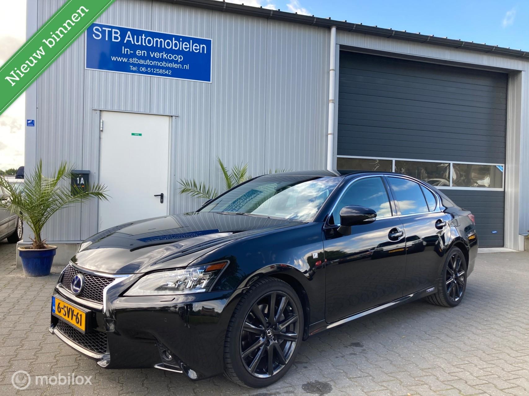 Lexus GS 300h F Sport Line, Volledig dealer onderhouden