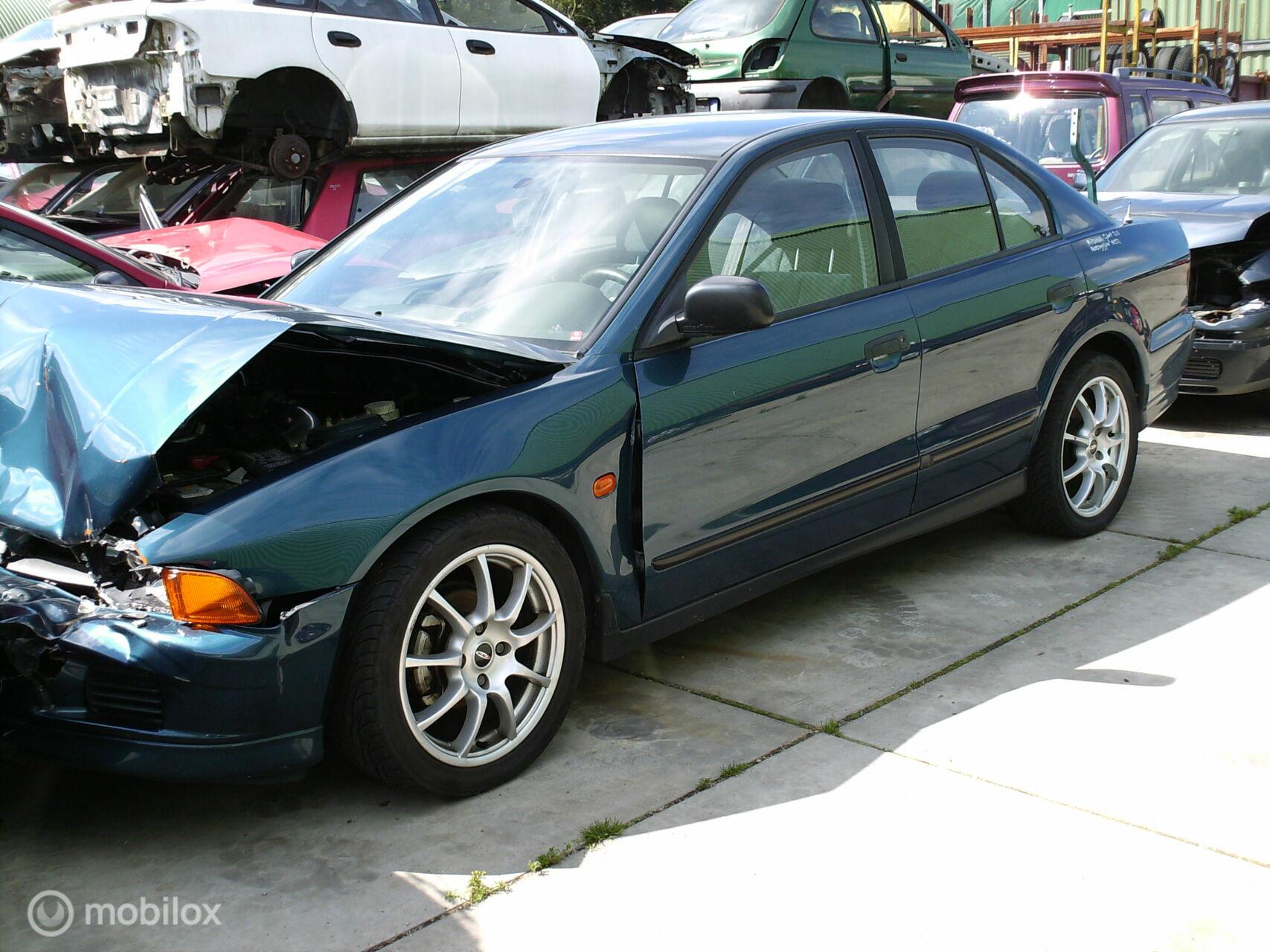 Onderdelen Mitsubishi Galant 2.0 TD Diesel 2001