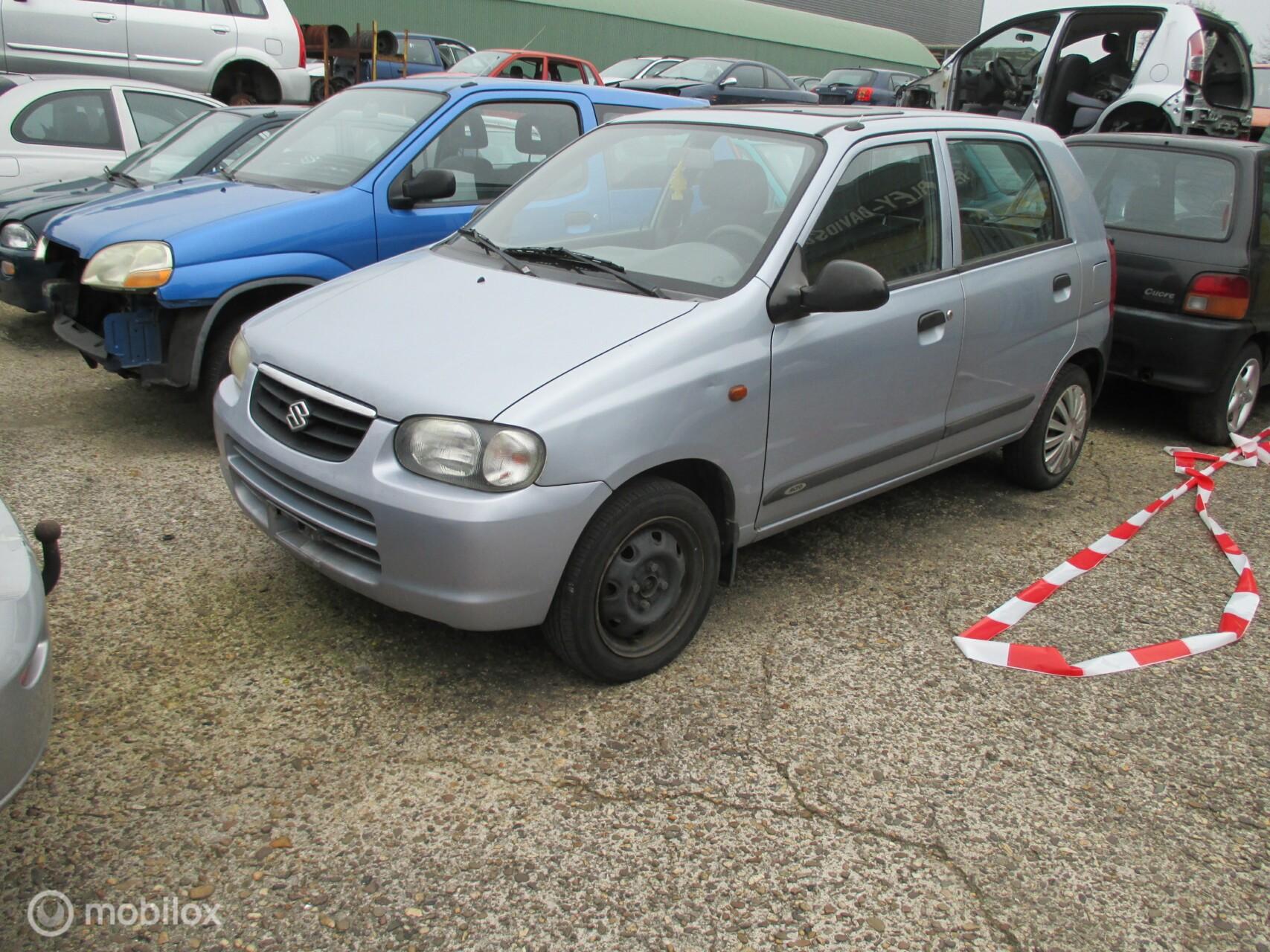 Onderdelen Suzuki Alto 1.1 GL Spirit 2003