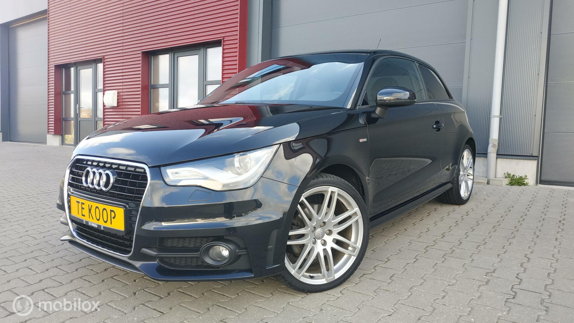 Audi A1 1.4 TFSI / S-edition / S-Line / 185PK / S-tronic