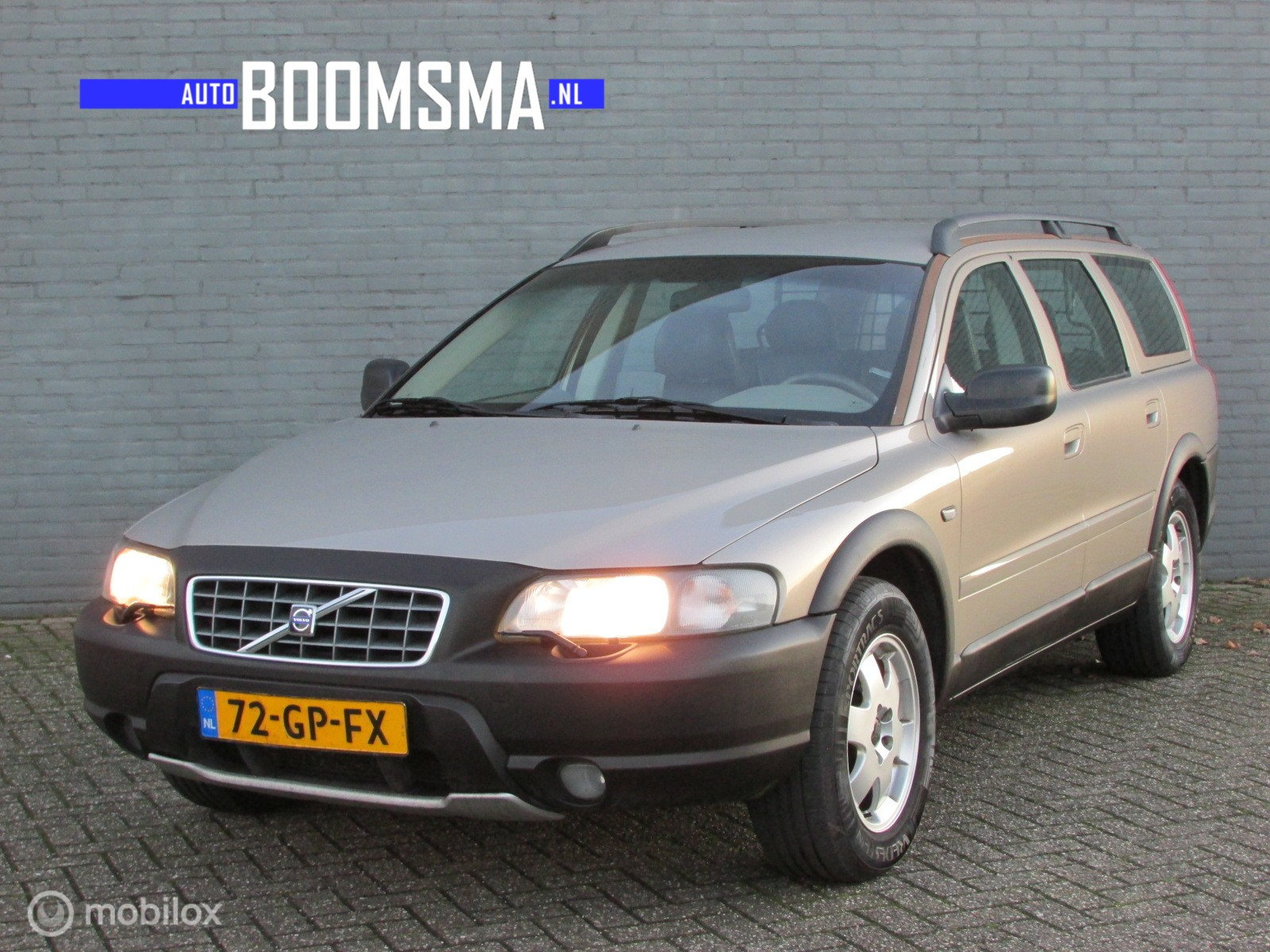 Volvo XC70 Cross Country 2.4 T 200pk Geartronic Youngtimer