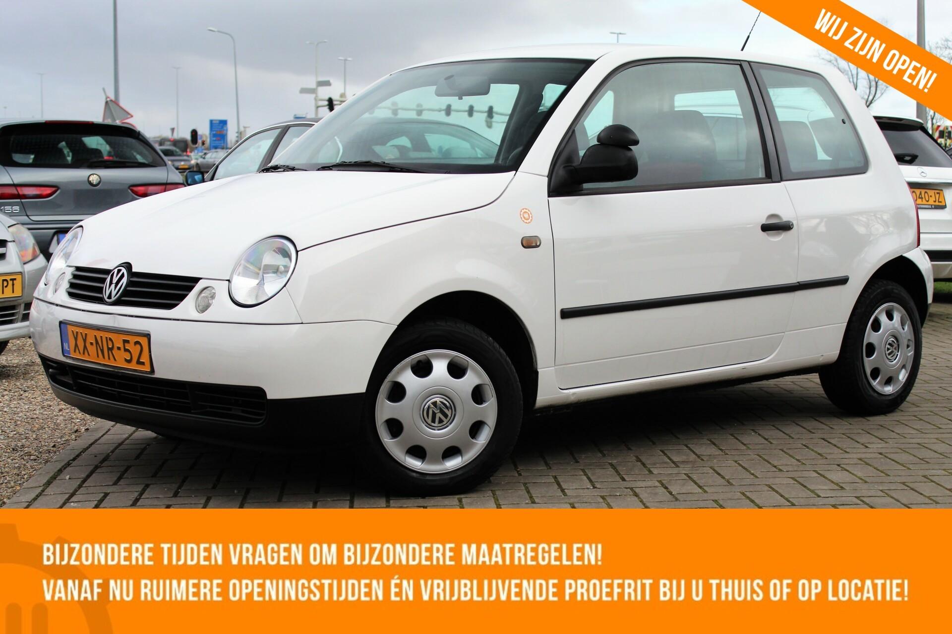 Caroutlet Groningen - Volkswagen Lupo 1.4-16V   AUTOMAAT   NIEUWE APK   TOP ONDERHOUDEN