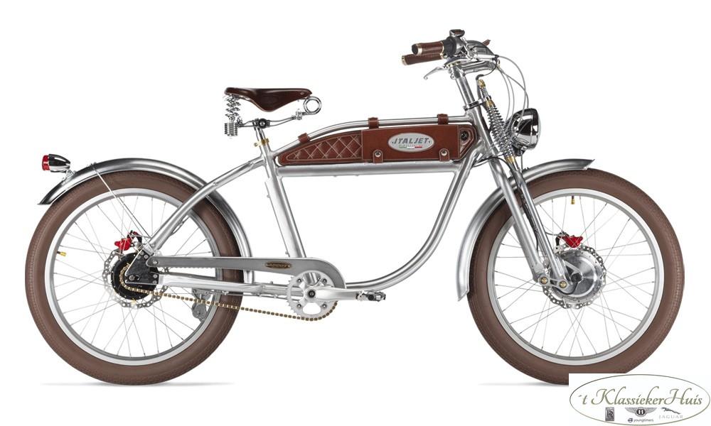 Italjet E-bike Ascot Classic