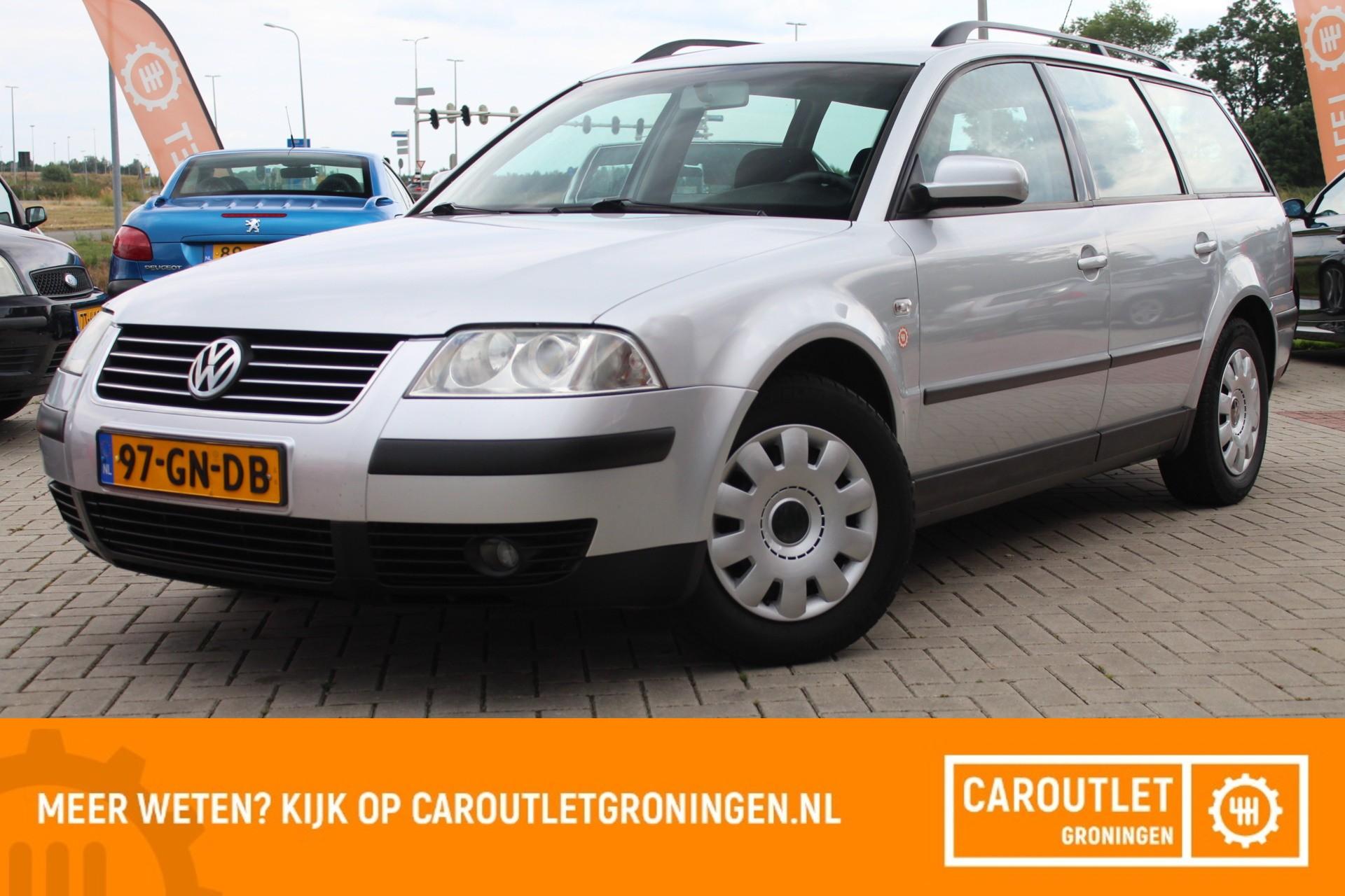 Volkswagen Passat Variant 2.0 Comfortline | CLIMA | NW APK