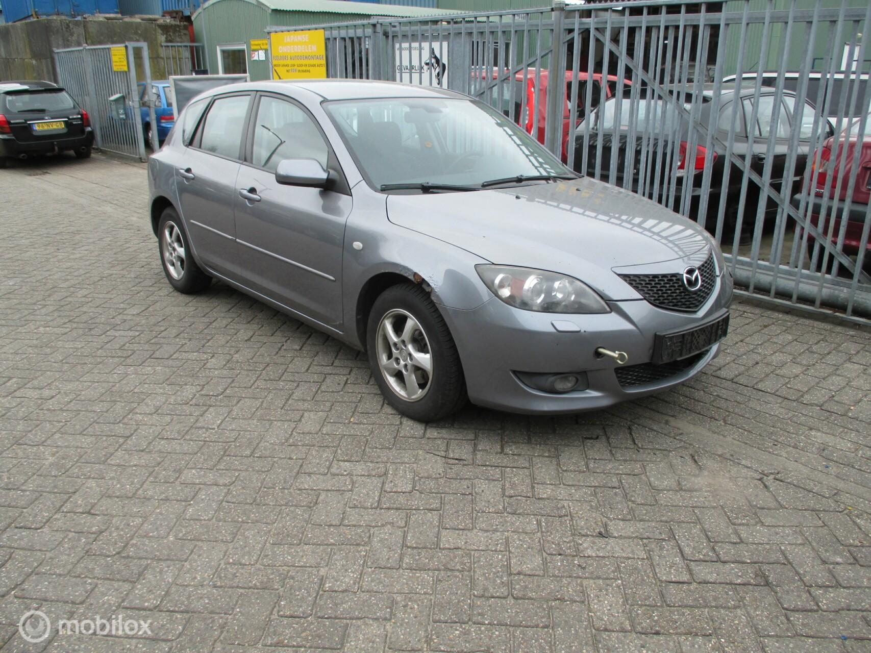 Onderdelen Mazda 3 1.6 CiTD Executive NAVI '04