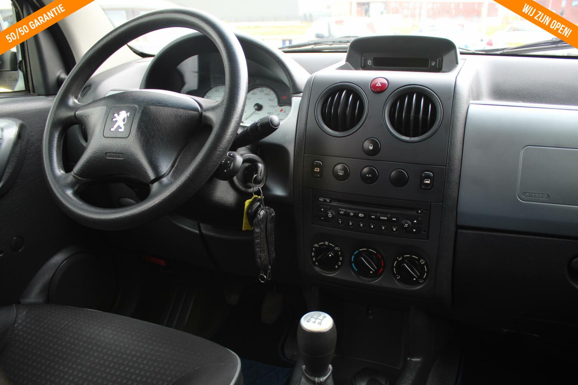 Caroutlet Groningen - Peugeot Partner MPV 1.6-16V VTC | 2X SCHUIFDEUR | AIRCO | TREKHAAK