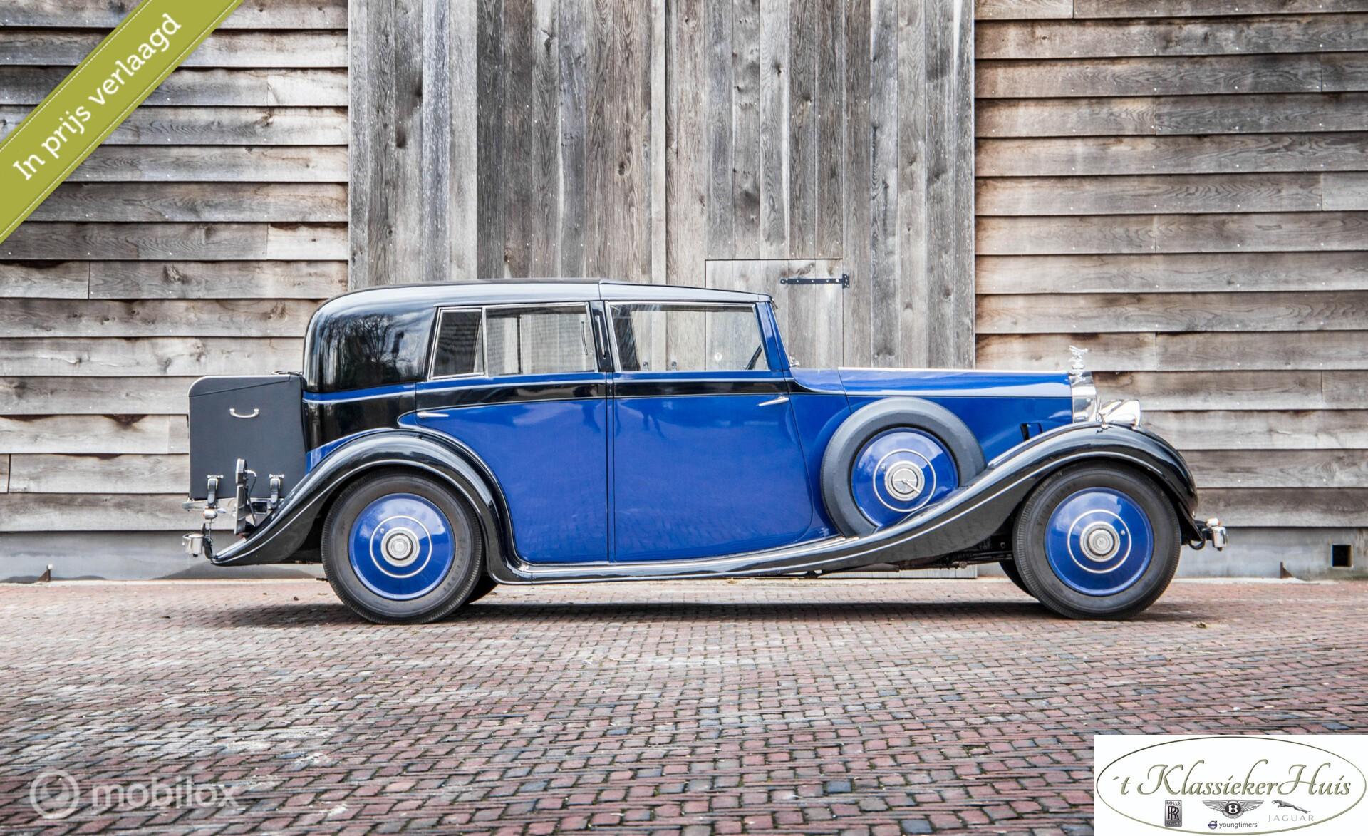 Rolls-Royce 25/30 Sedanca de Ville by Gurney Nutting