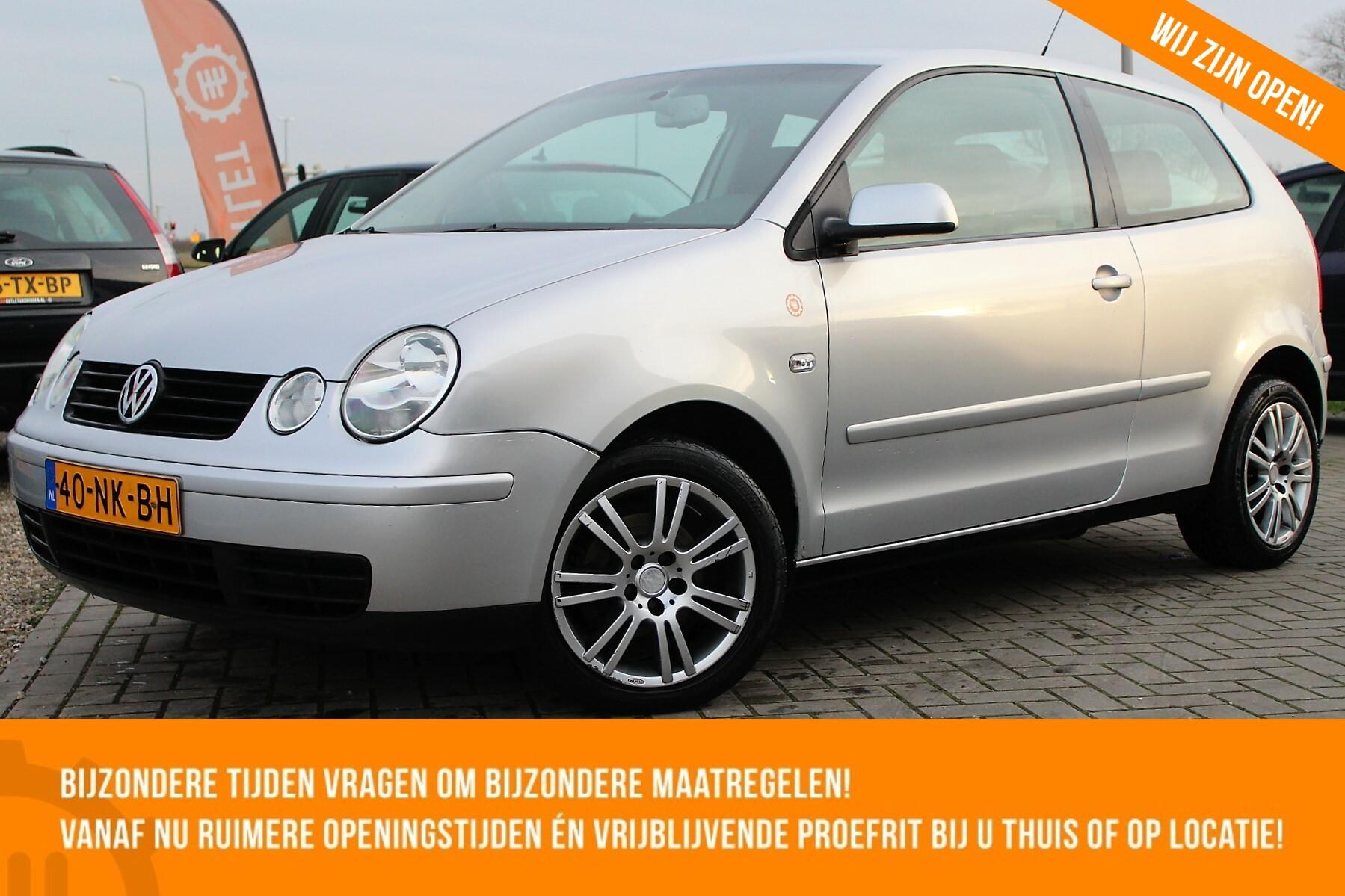 Caroutlet Groningen - Volkswagen Polo 1.4-16V Comfortline   AIRCO   ELEK PAKKET   CRUISE