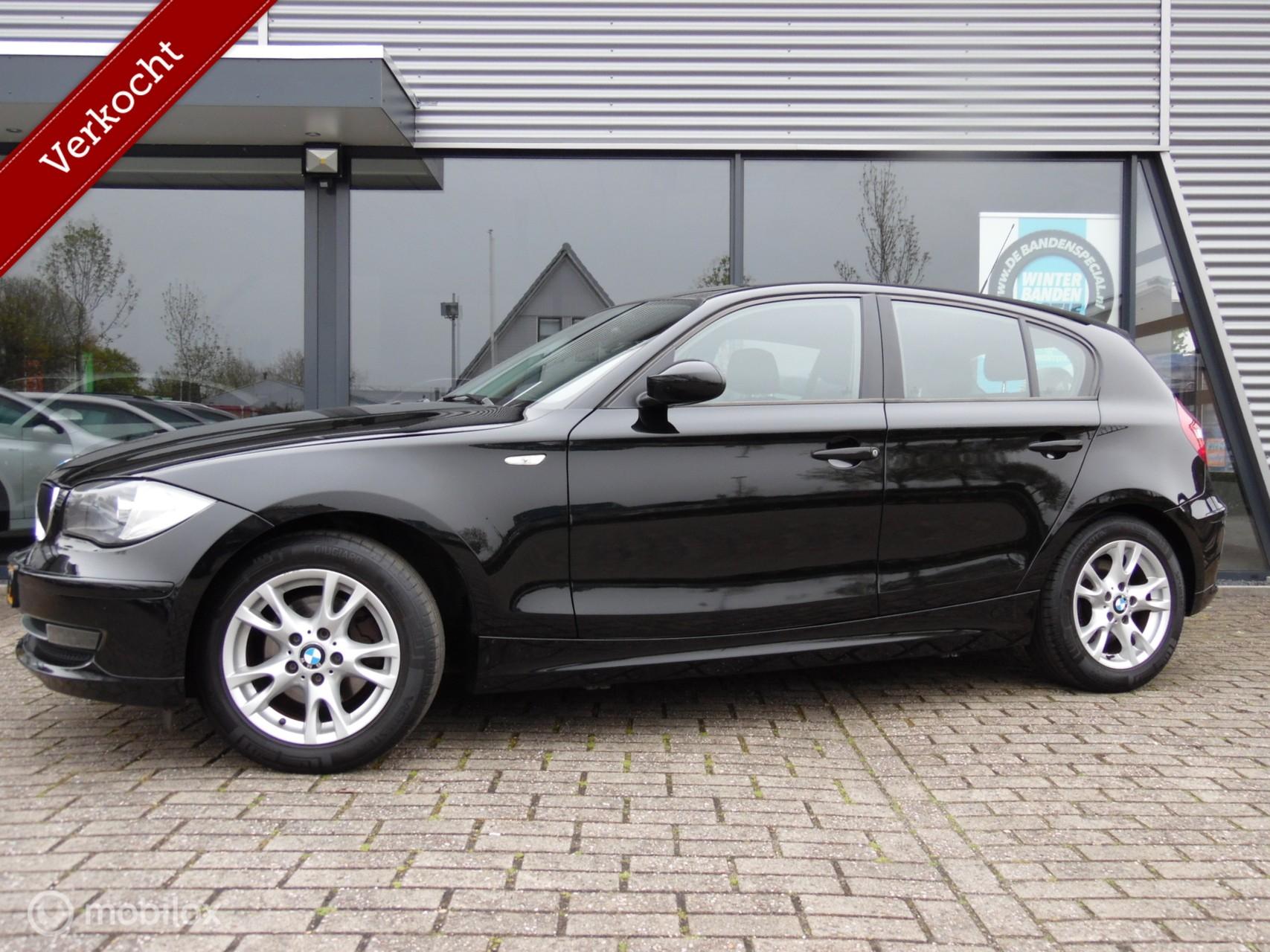 BMW 1-serie E87/E81 118d Corporate Business Line Edition