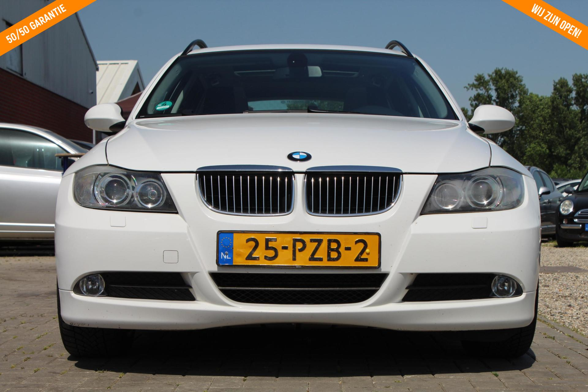 Caroutlet Groningen - BMW 3-serie Touring 325d | CLIMA | NAVI  | CRUISE | PANO