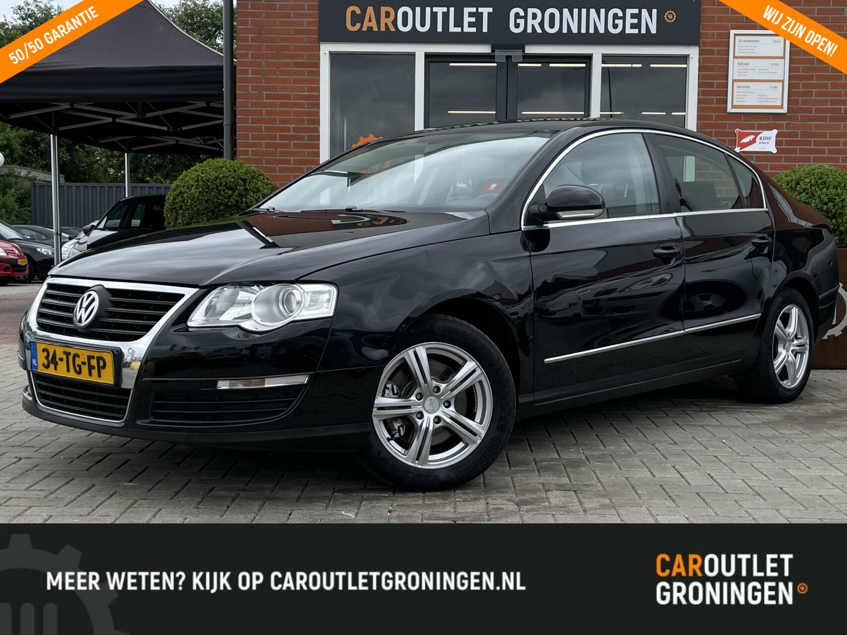 Caroutlet Groningen - Volkswagen Passat 2.0 FSI Comfortline Business | SEDAN | CLIMA | CRUISE