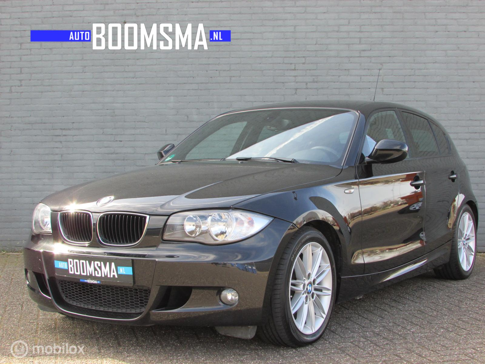 BMW 1-serie 2.0 118i 143pk 5drs M-Sport Clima Cruise Pdc