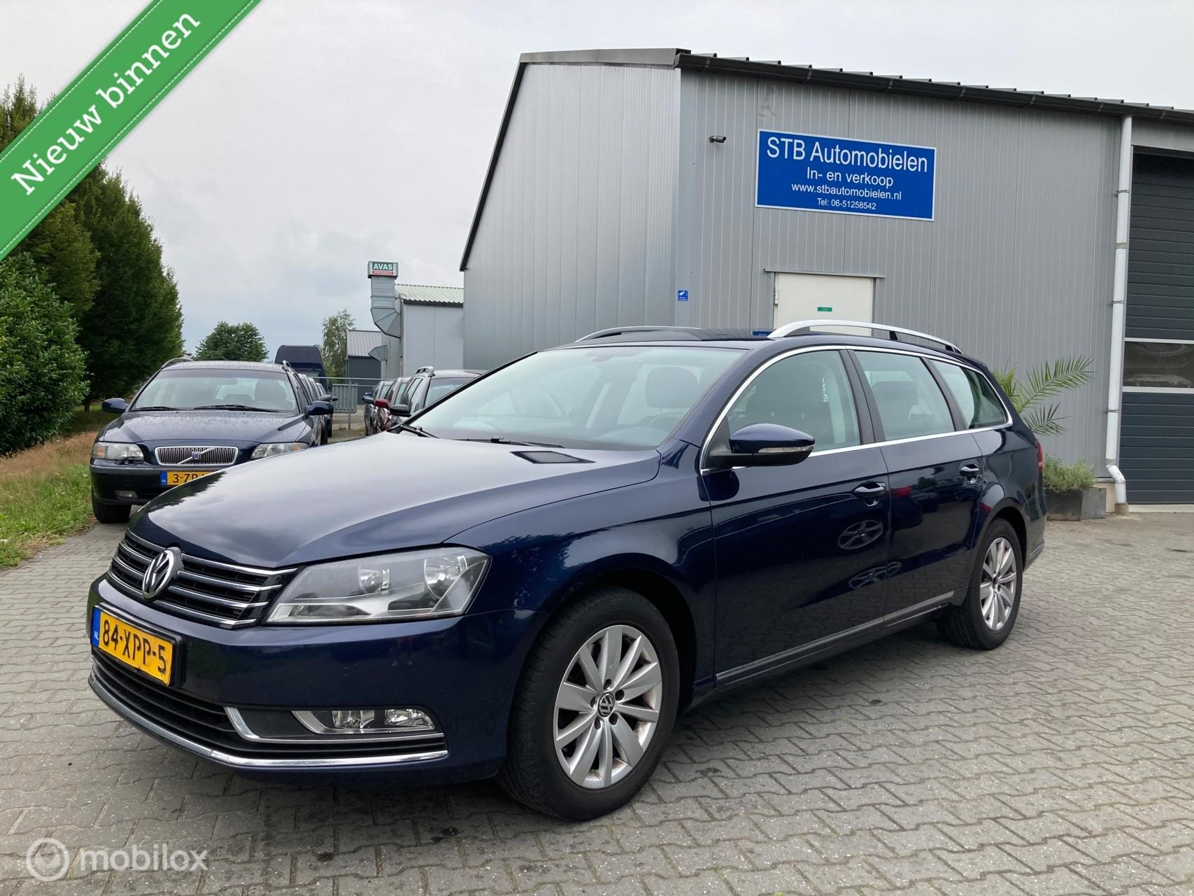 Volkswagen Passat Variant 1.6 TDI, Navi, €4.900,00 ex bpm