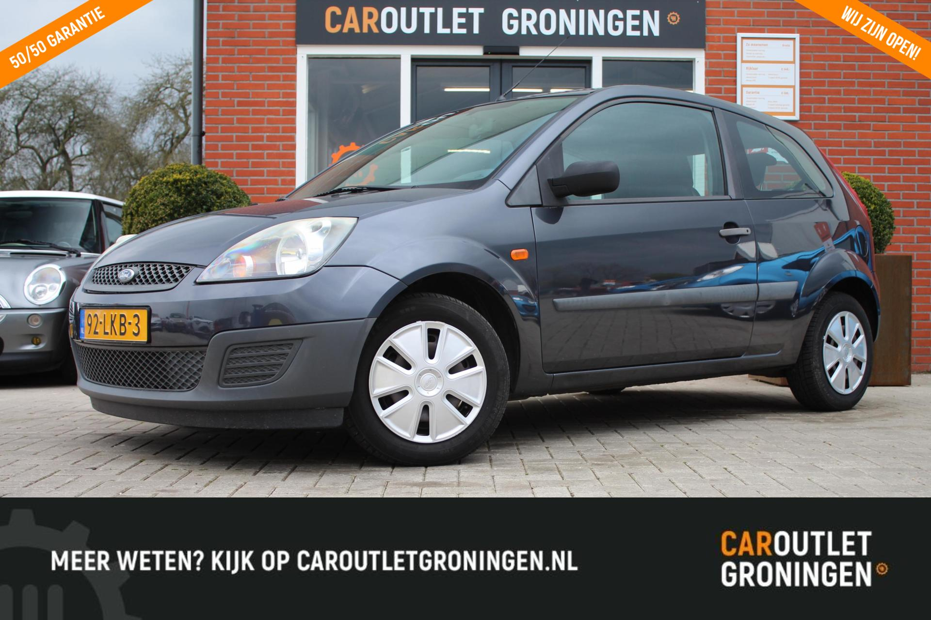 Caroutlet Groningen - Ford Fiesta 1.3-8V Style   NET BINNEN  