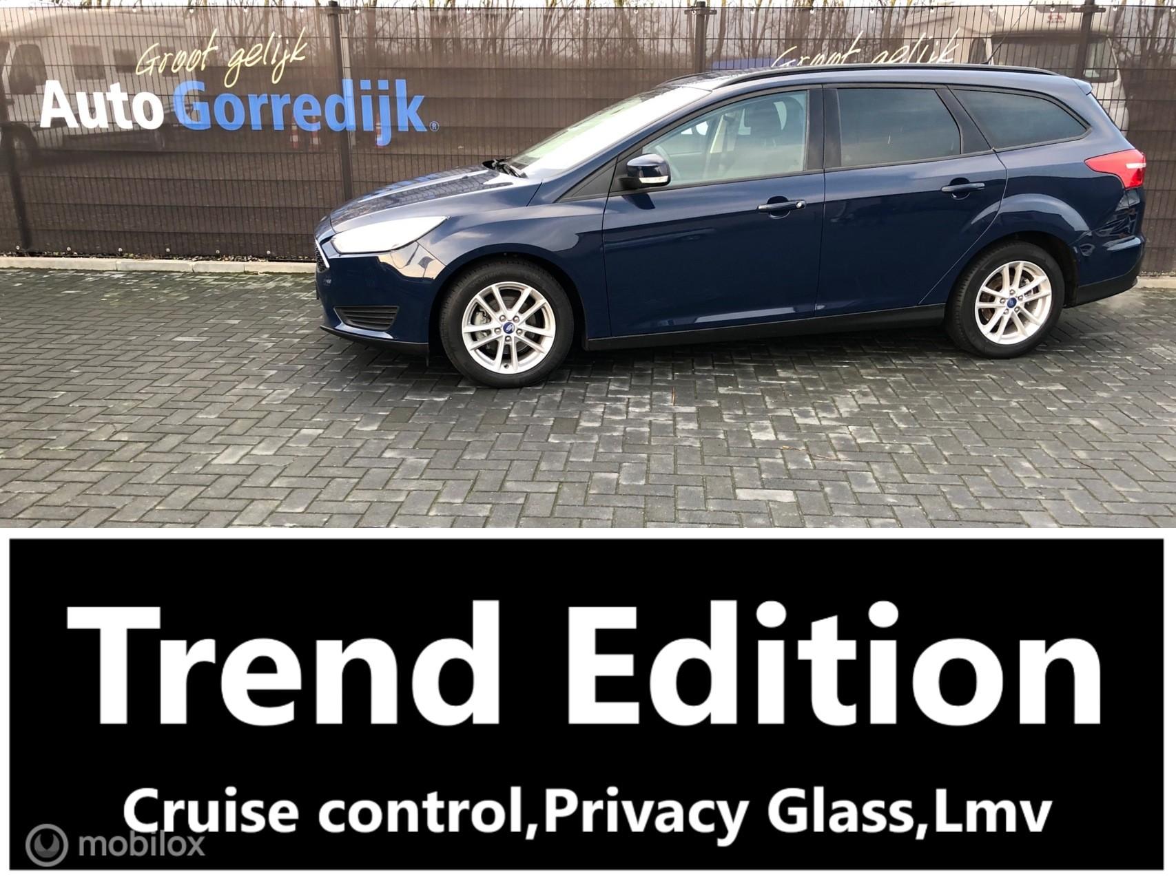 Ford Focus Wagon 100pk  Edition nieuwe model 135000 km Bj 15