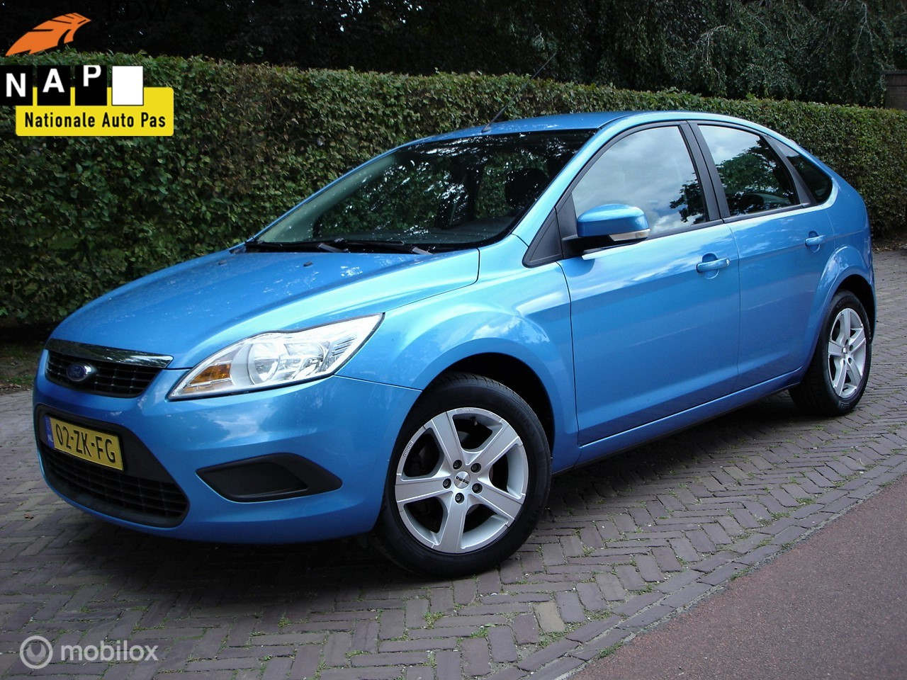 Ford Focus 1.6 Trend (Bj 2008') 5-Drs/Cruise/Etc. Plaatje !