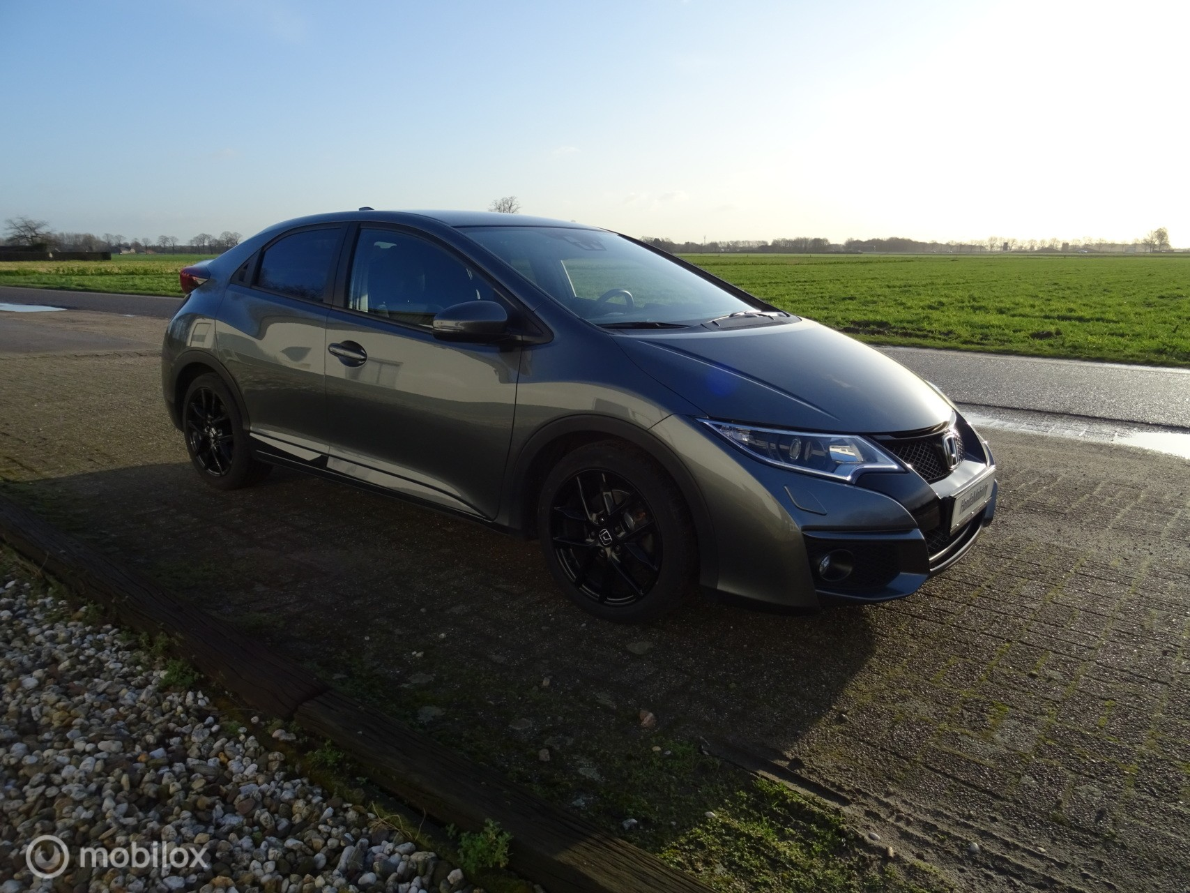 Honda Civic 1.8 Elegance business edition