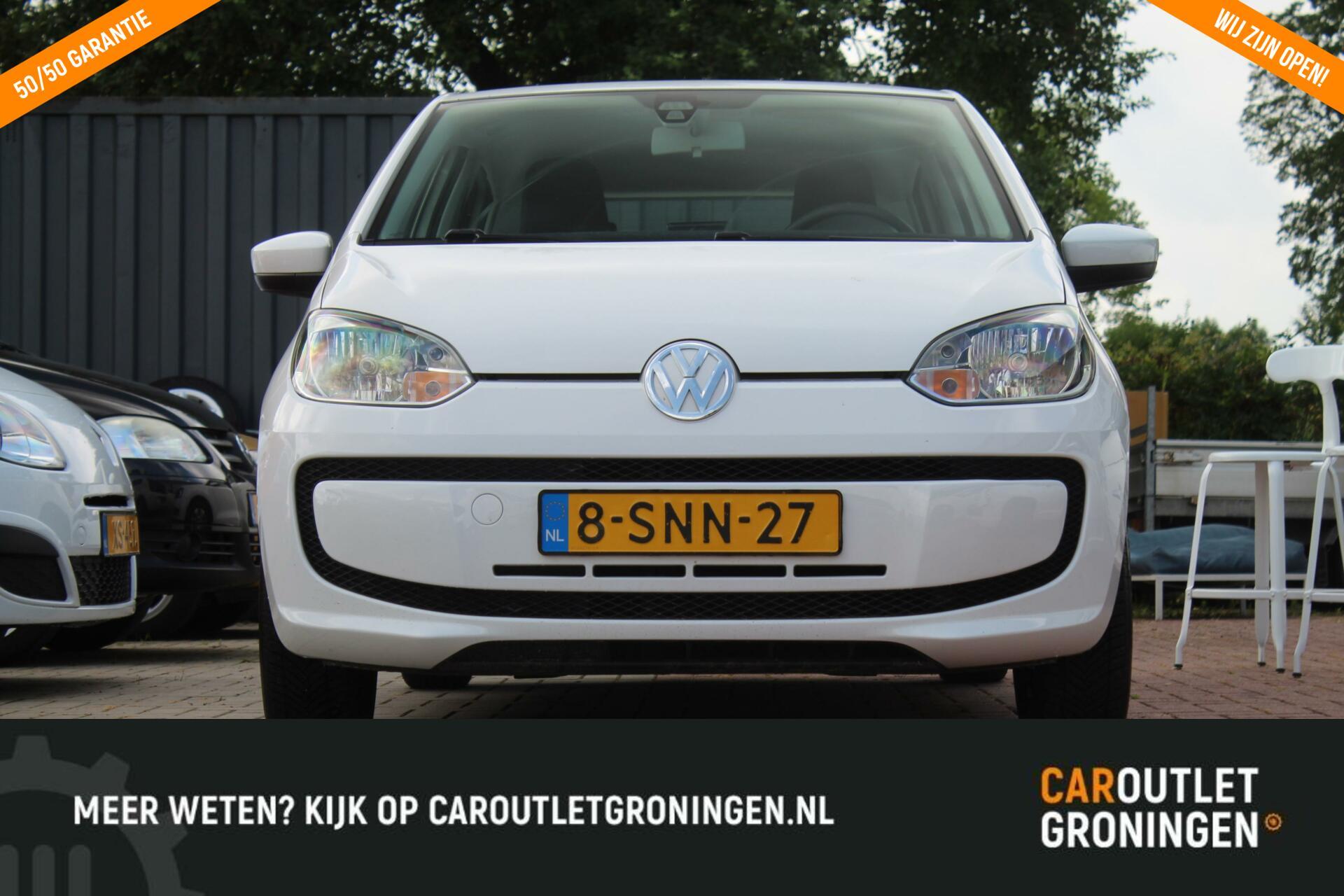 Caroutlet Groningen - Volkswagen Up! 1.0 take up! BlueMotion 5DR | NET BINNEN