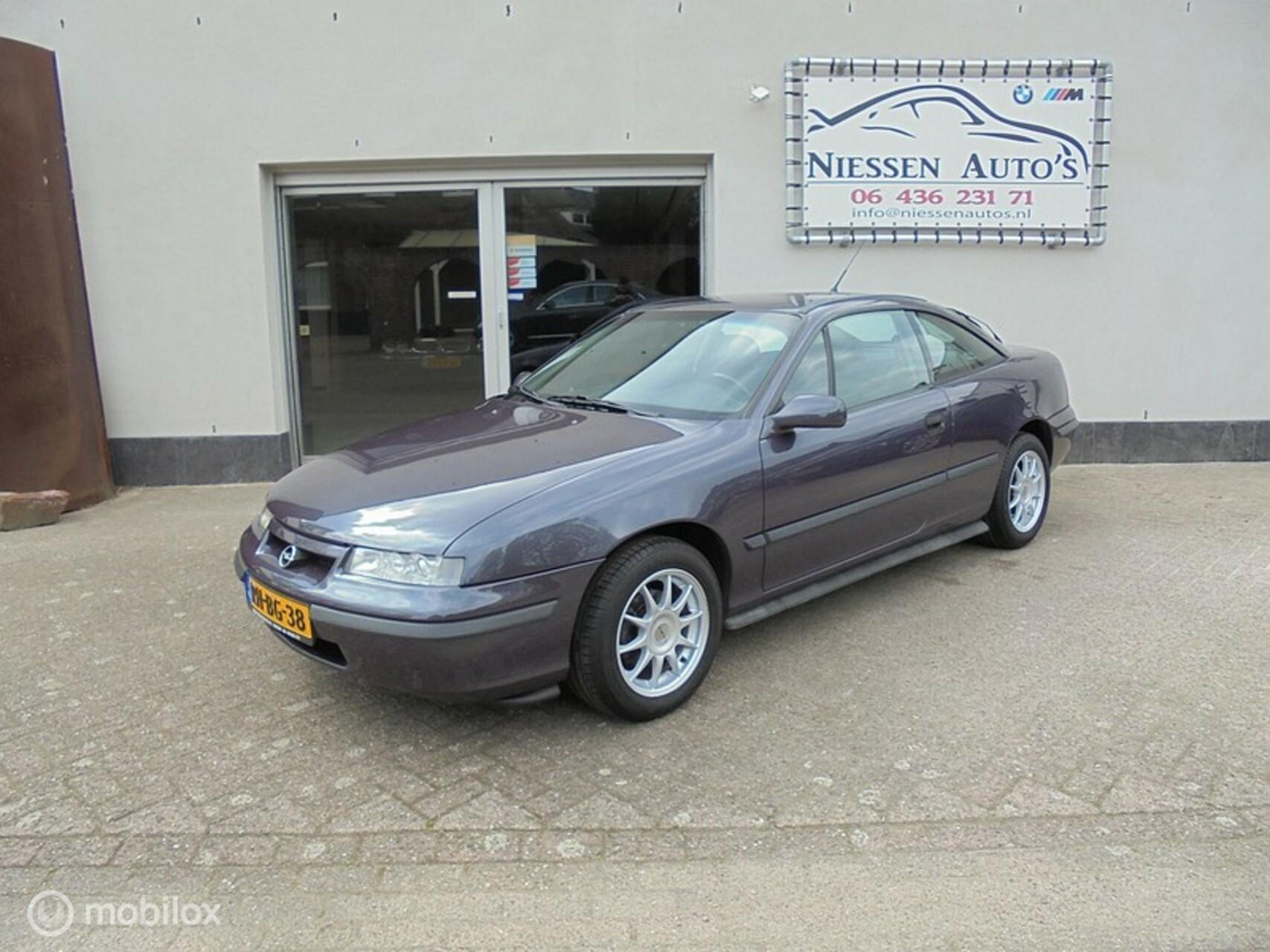 Opel Calibra 2.0i-16V Special Edition