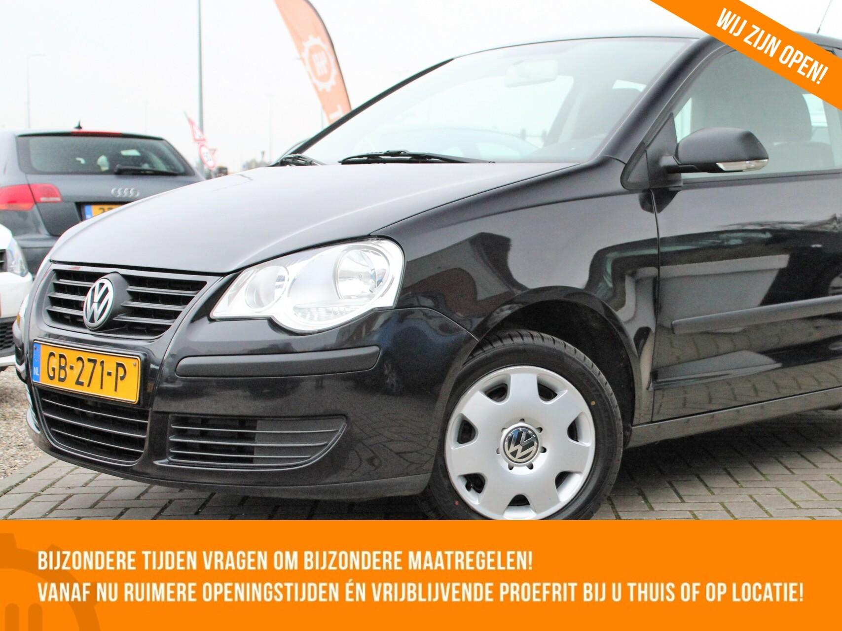 Caroutlet Groningen - Volkswagen Polo 1.2 Trendline   50/50 GARANTIE   AIRCO   NW APK