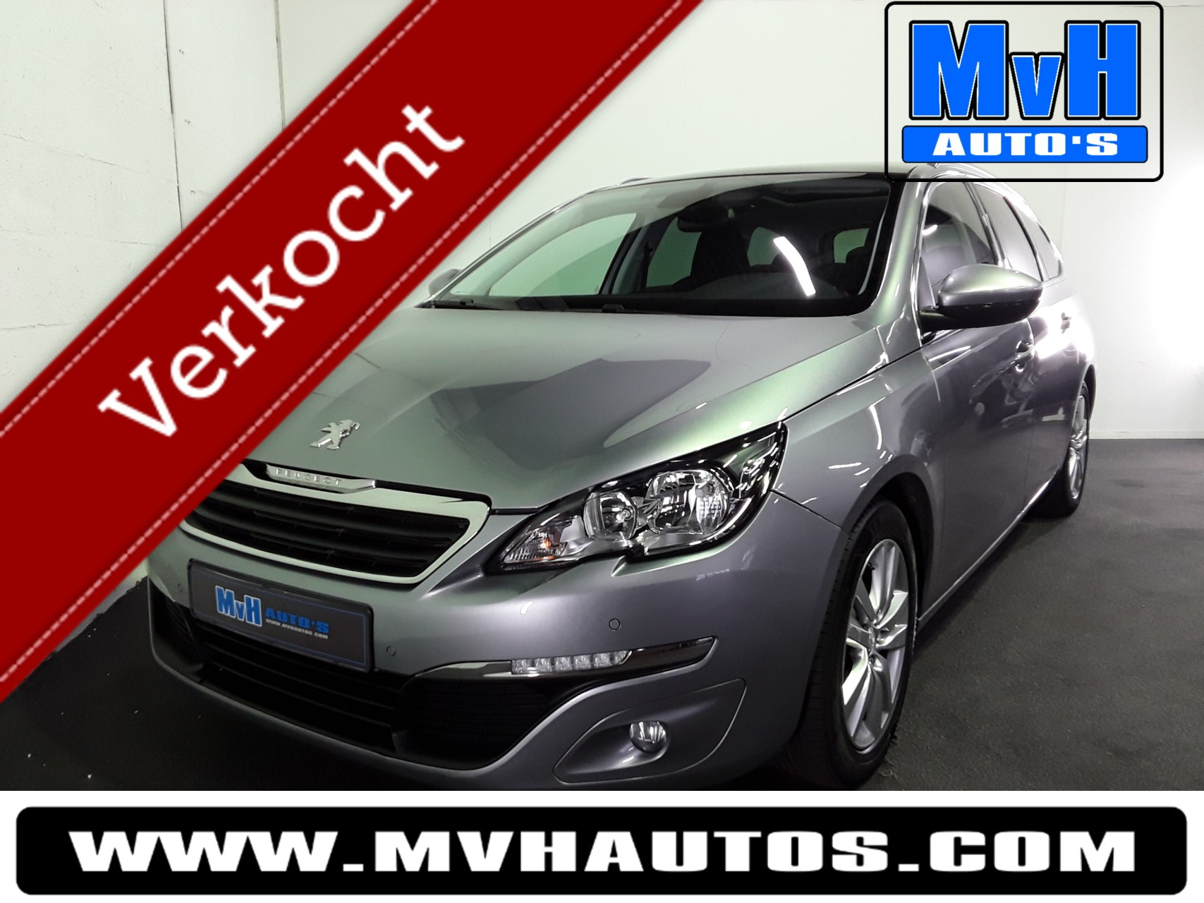 Peugeot 308 1.6 BlueHDi Blue Lease Premium