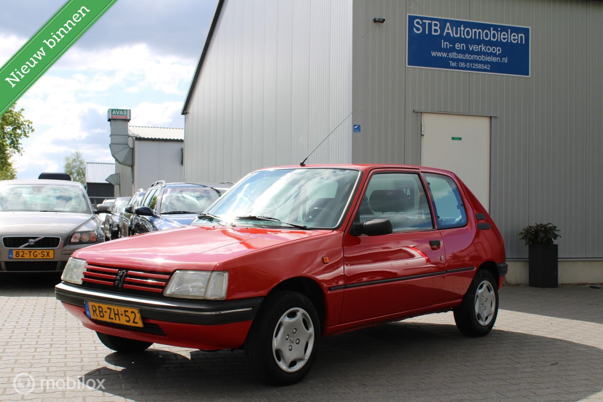 Peugeot 205 1.4 Génération, Leuke auto