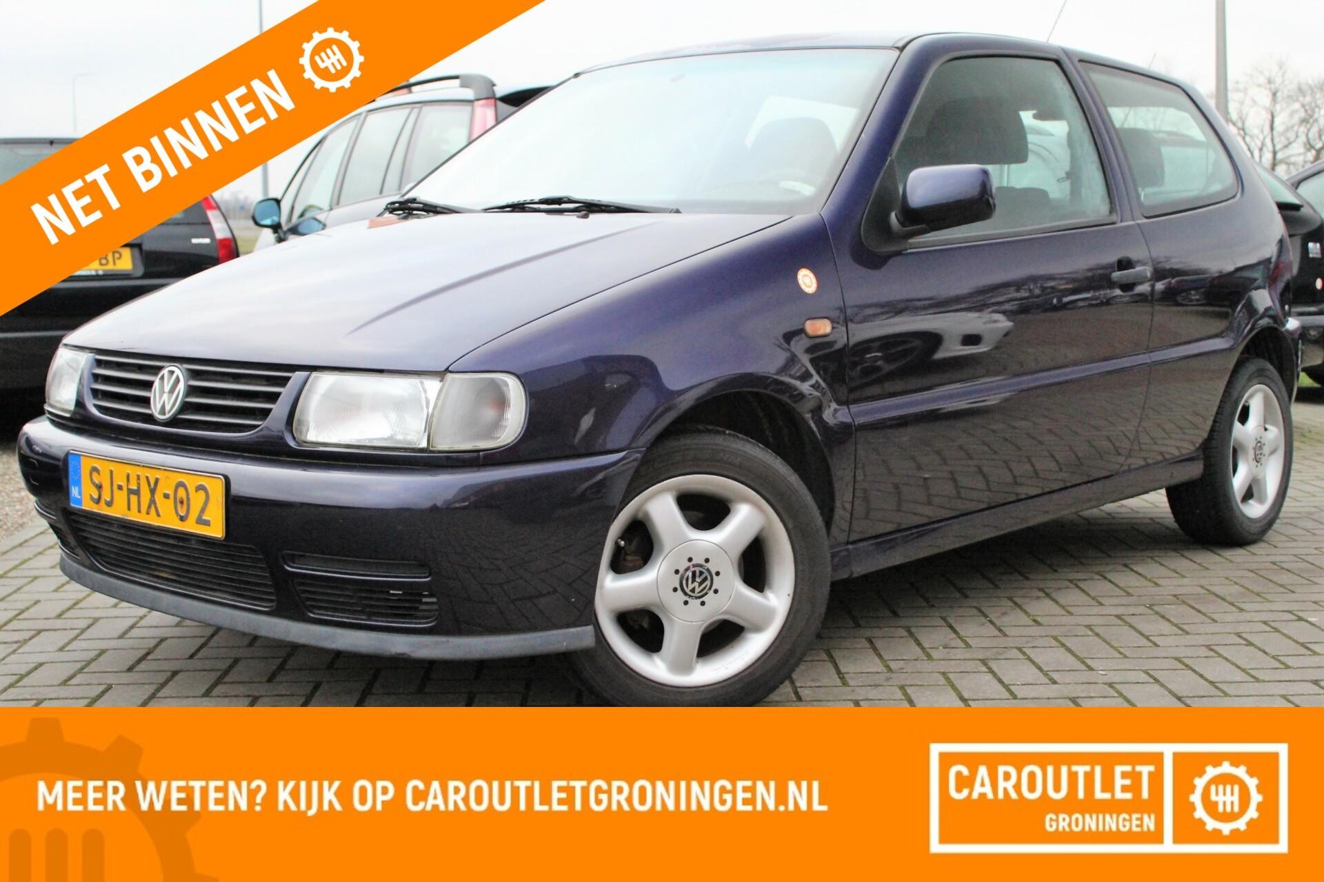 Volkswagen Polo 1.4 Milestone   APK 06-2020   137.000KM   STUURBEKR