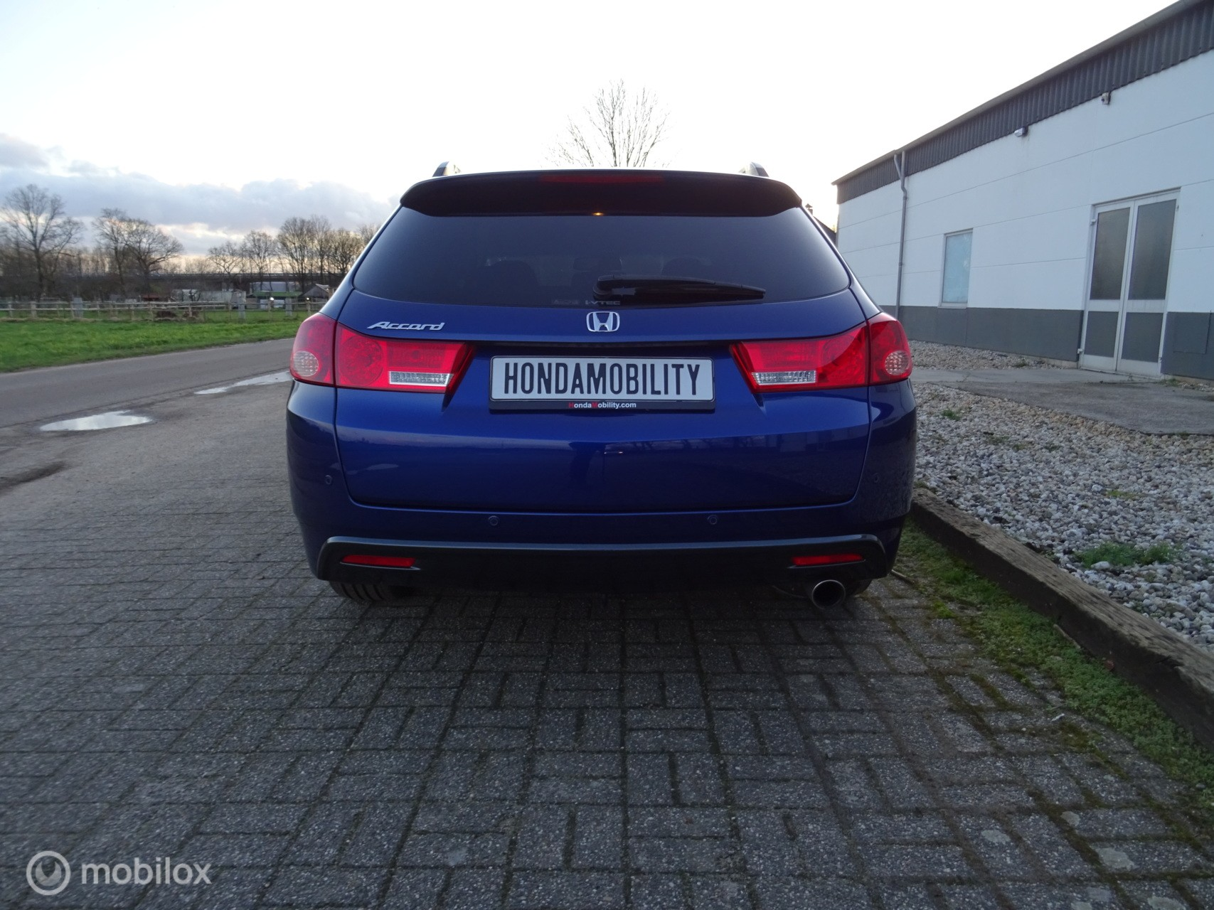 Honda Accord Tourer 2.0 Lifestyle Automaat