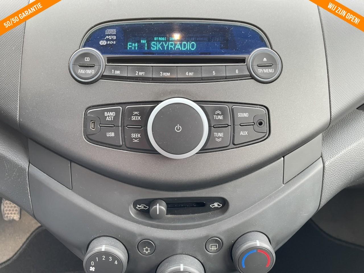 Caroutlet Groningen - Chevrolet Spark 1.0 16V LS | AIRCO | 2010 | ELEK PAKKET