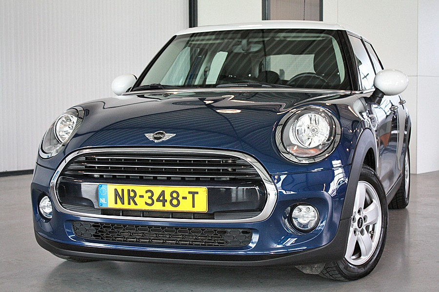 Mini 1.5 TwinTurbo 136pk Cooper Business