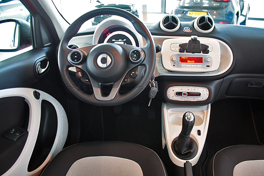 Smart forfour 1.0 Joy Edition Passion Cool & Comfort