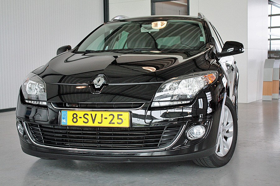 Renault Megane Estate 1.5 dCi Bose Navi/PDC/LED/Camera/Trekhaak