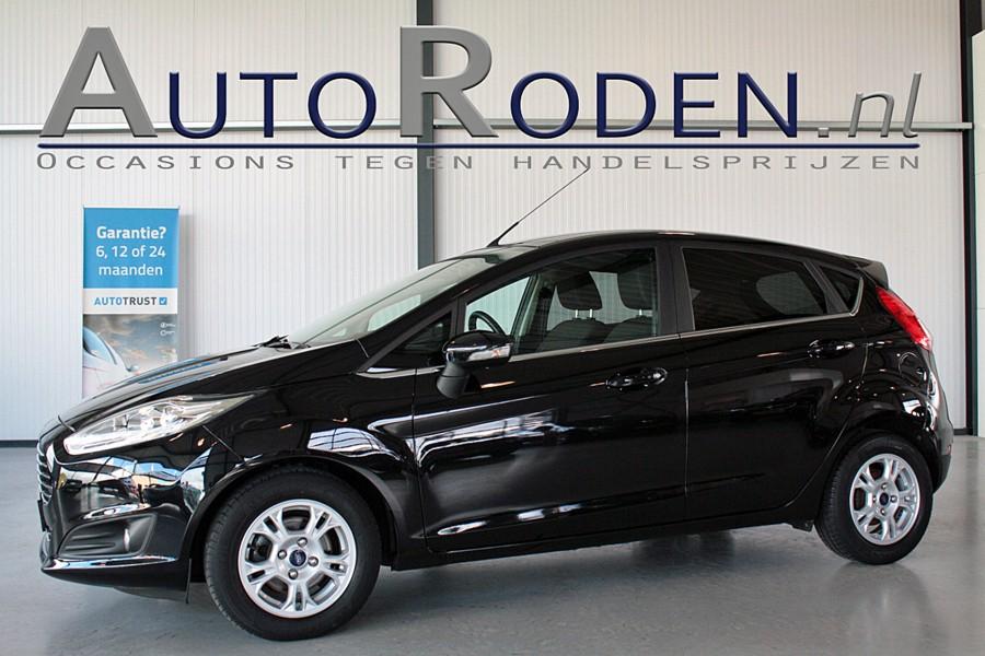Ford Fiesta 1.5 TDCi Titanium Navi/LED/Keyless/PDC