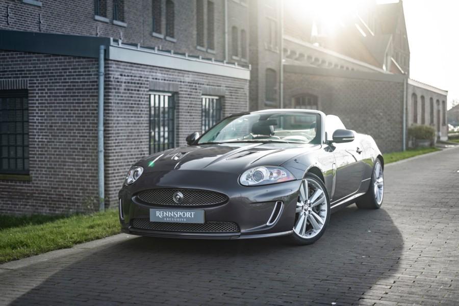 Jaguar XKR 5.0 V8 S/C Convertible 510pk!