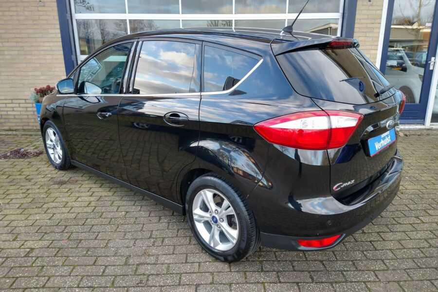 Ford C-Max 1.0 EcoBoost 125 PK Sync Edition VERKOCHT!!!