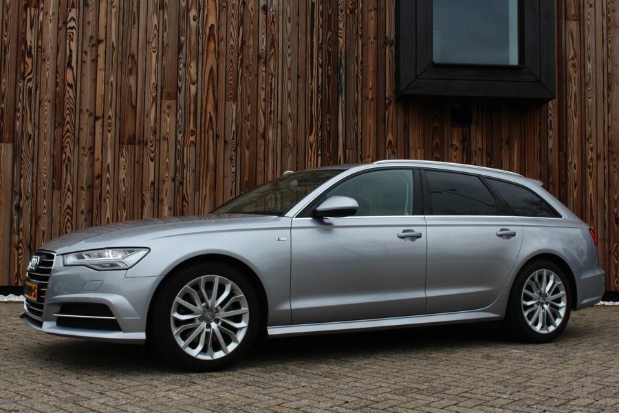 Audi A6 Avant 3.0 TDI Quattro Sport Edition S-Line 272PK LED