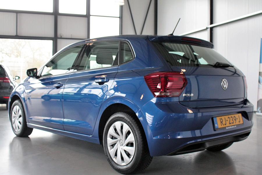 Volkswagen Polo 1.0 TSI Comfortline Executive