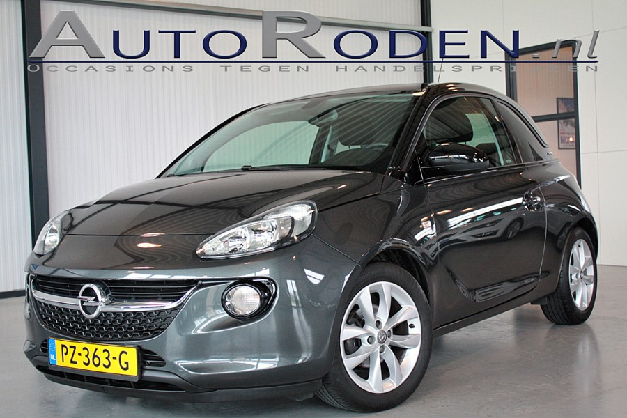 Opel ADAM 1.0 Turbo 90pk Jam Favourite