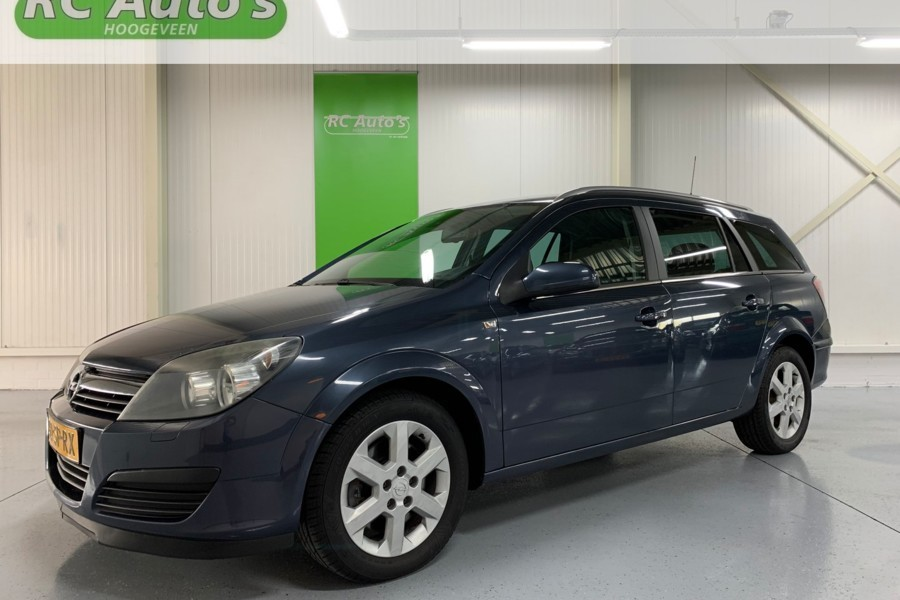 Opel Astra Wagon - 1.9 CDTi Executive NAVI-CRUISE-AIRCO