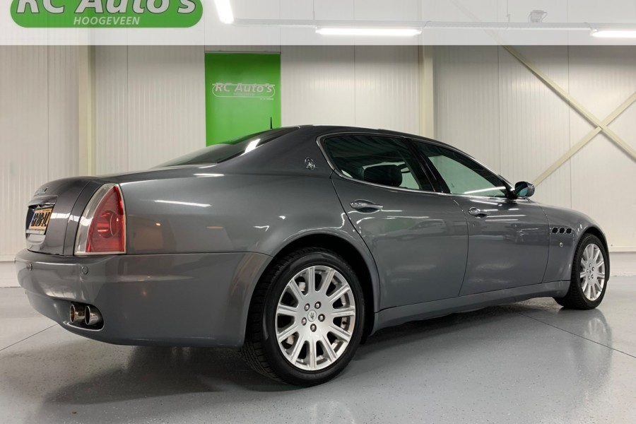 Maserati Quattroporte 4.2 Duo Select 401PK-YOUNGTIMER!-ORIG.NED!