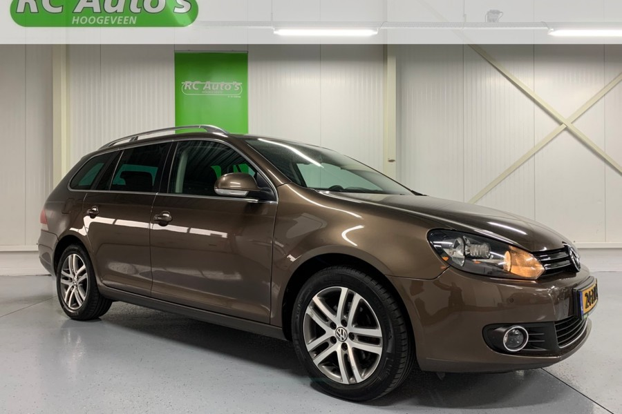 Volkswagen Golf Variant 1.6 TDI Highline BlueMotion NAVI-DSG-TREKHAAK