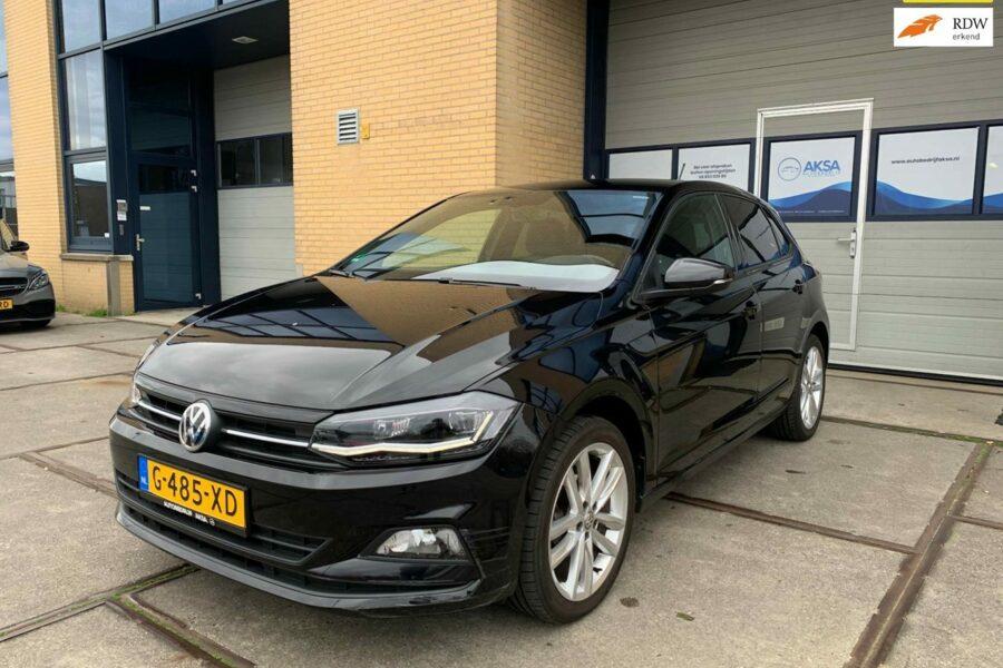 Volkswagen Polo - 1.0 TSI Highline DSG | Navi | LED| Leder