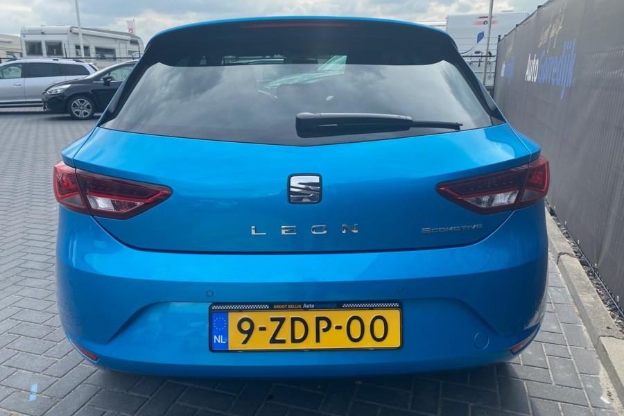Seat Leon SC 1.6 TDI  Sport 3 Drs Navi,Cruise,Led,Privacy glas