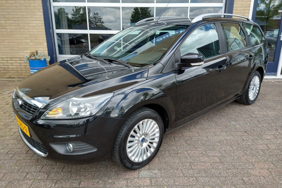 Ford Focus Wagon 1.8 Titanium Flexi Fuel