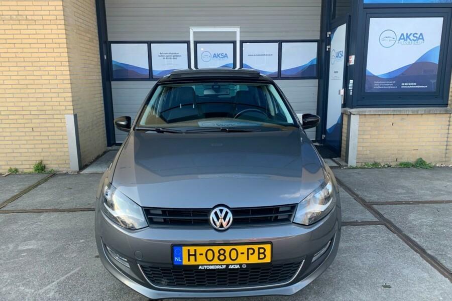Volkswagen Polo 1.2 TSI 105 pk Highline Panoramadak |Leer