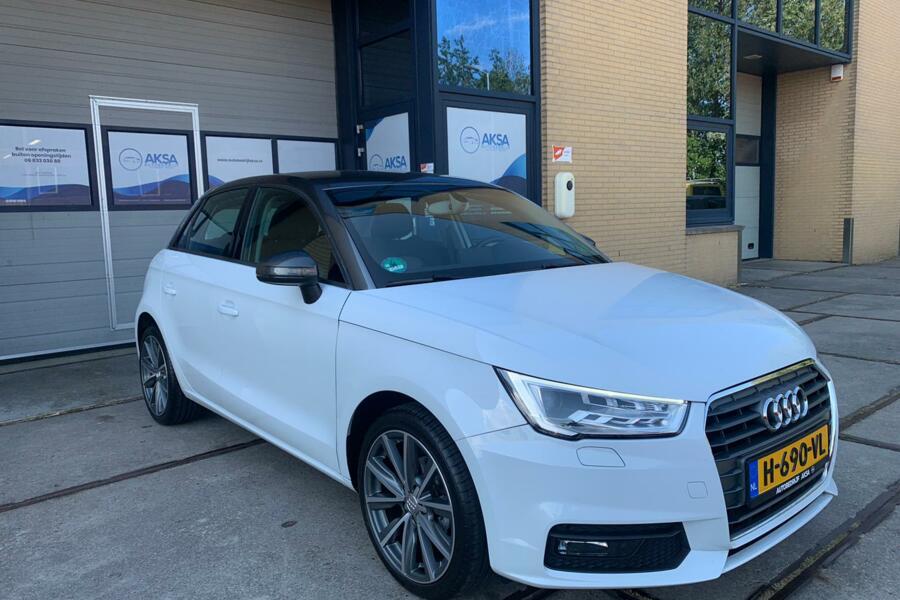 Audi A1 Sportback 1.0 TFSI Advance Sport | S-Tronic | LED |