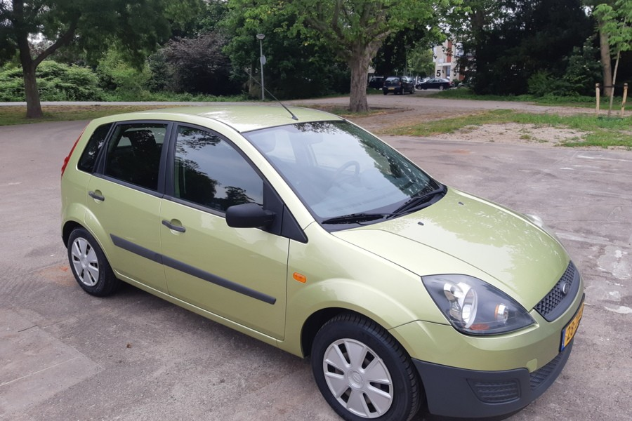 Ford Fiesta 1.3-8V Cool & Sound AIRCO