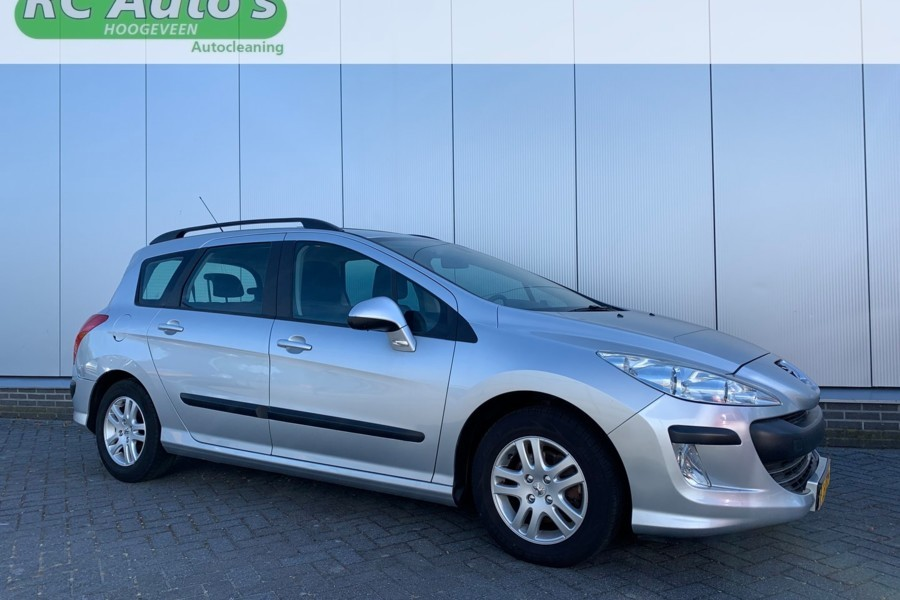 Peugeot 308 SW 1.6 HDiF Blue Lease NAVI-TREKHAAK-CRUISE