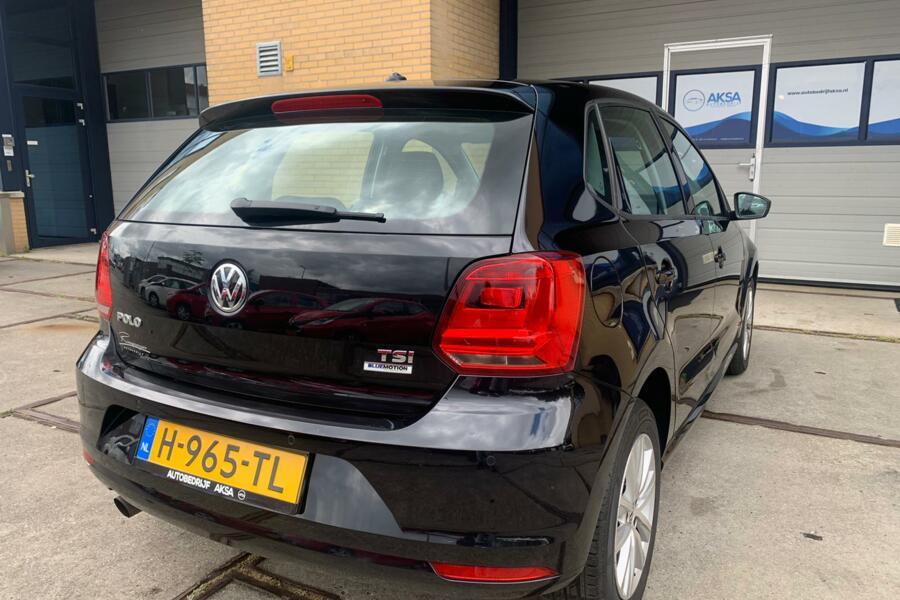 Volkswagen Polo 1.2 TSI 90 pk Garantie Airco Parkeersensoren